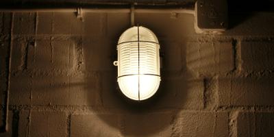 Lumière de cave