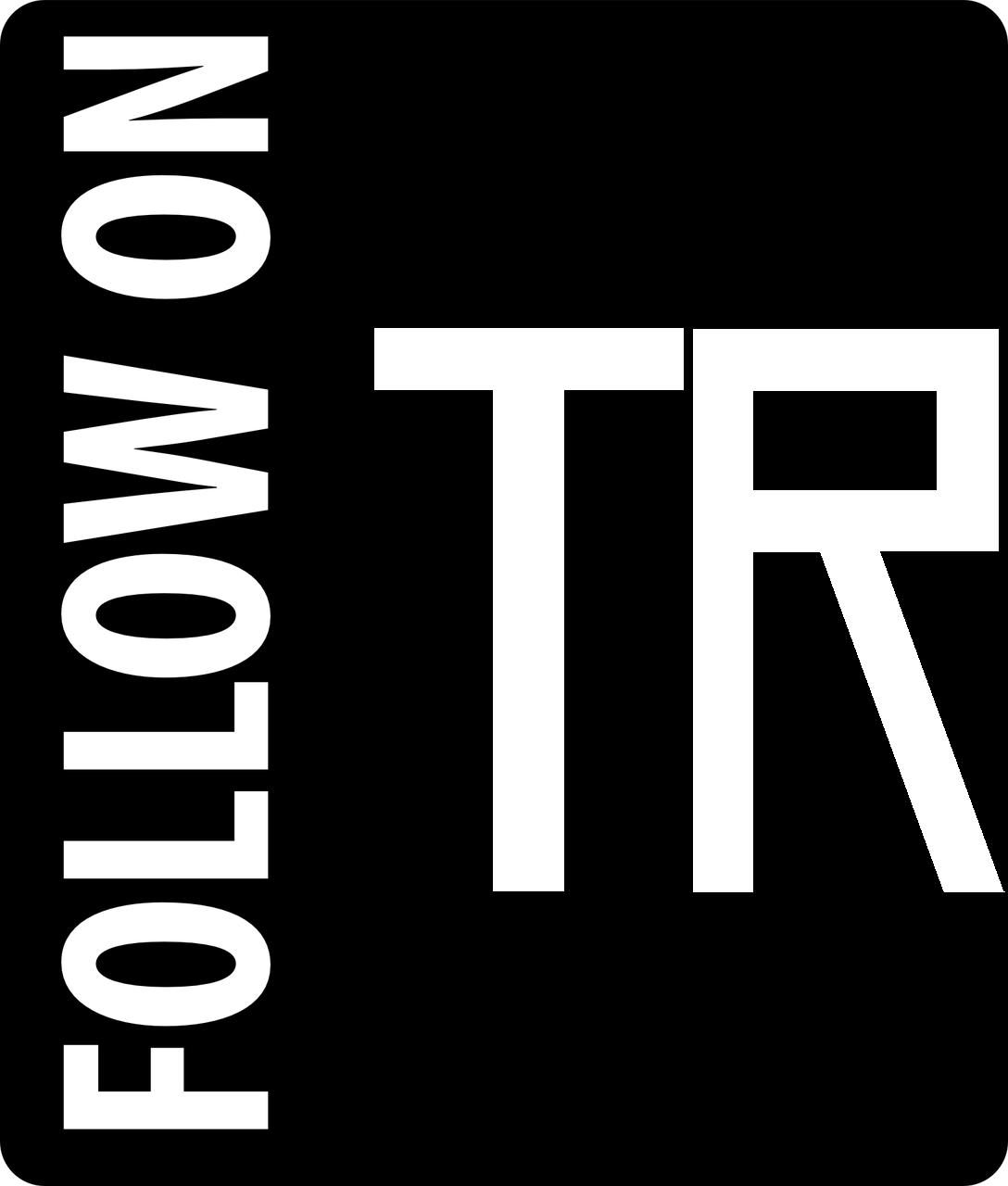 Icone Trumbl noir et blanc