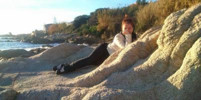 Florence Dauphin en Corse