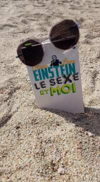 Découvrez le livre d'Olivier Liron: Einstein, le sexe et moi