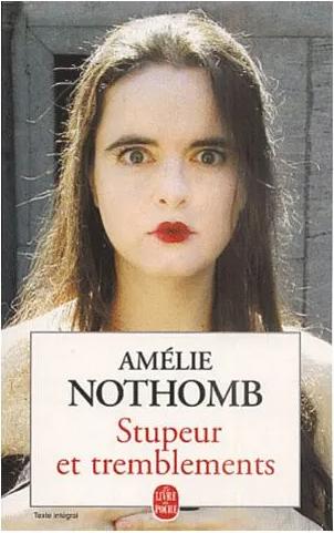 Couverture du livre d'Amélie Nothomb - Stupeur et tremblements